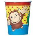 Curious George 9 oz. Cups