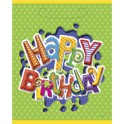 8 BIRTHDAY SPLASH LOOTBAGS