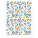 "FLOWER VALUE GIFT WRAP 30""X5FT"