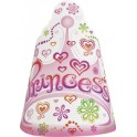Princess Diva party hats