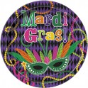 "8 MARDI GRAS PARTY 7"" PLT"