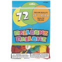 72 12'' ASSORTED BALLOONS
