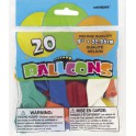 "20 9"" ASSORTED BALLOONS"