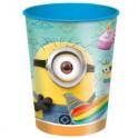 Minions plastic cups
