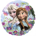 Frozen Round 18 inch with flowers