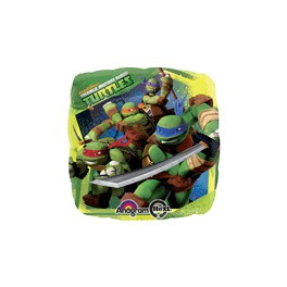 Teenage Mutant Ninja Turtles 18 inch square