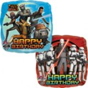 Star Wars 18 inch happy birthday mylar