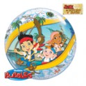 Jake & the Neverland Pirates Bubble Balloon