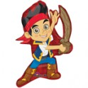 Jake & the Neverland Pirates super shape