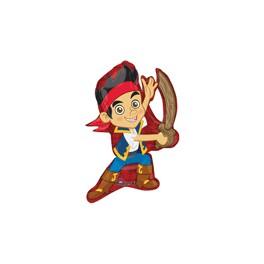 Jake & the Neverland Pirates super shape