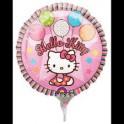"""Hello Kitty 18"""" mylar"""