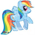 My Little Pony Super Shape Mylar