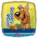 "Scooby Doo 18"" Square Mylar"