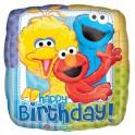 """Sesame Street 18"""" Happy Birthday"""