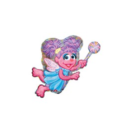Sesame Street - Abby Cadabby Super Shape Mylar