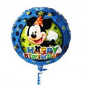 "Mickey Mouse Happy Birthday 18"" Mylar"
