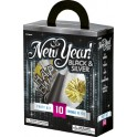 NEW YR BOX KIT FOR 10-BLK/SLV