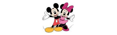 Mickey Mouse / Minnie Mouse